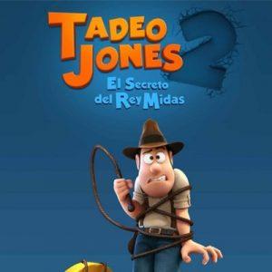 Tadeo Jones, El secreto del Rey Midas