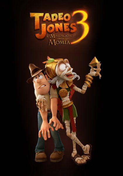 Poster TJ3 Cartoon Movie_small